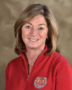 Kathy Hunt - Lady Captain 2018
