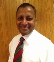 Kanti Patel -  Club Vice Captain